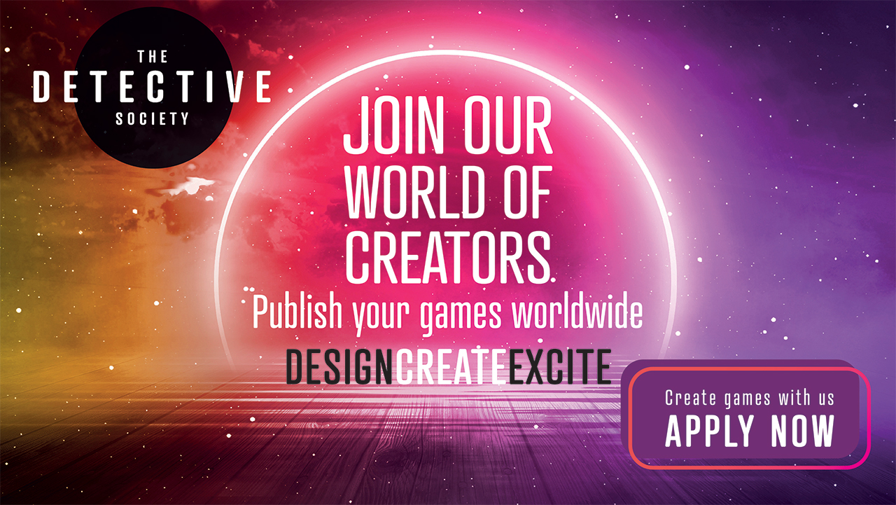 "Bright sky with the words ""Join our world of creators"""